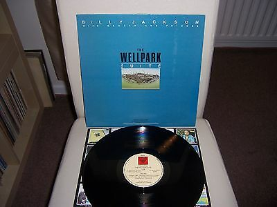 BILLY JACKSON & OSSIAN  THE WELLPARK SUITE  33 rpm LP