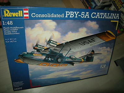 1:48 Revell Consolidated PBY-5A Catalina Nr. 04507 OVP