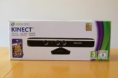 MICROSOFT KINECT con KINECT ADVENTURES in bundle