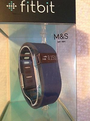 Brand New Fitbit Charge - still boxed Small  wristband, M&S fitness wireless 99p