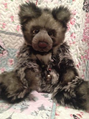 Charlie Bears Oakley Retired 2010 Bear Excellent Condition