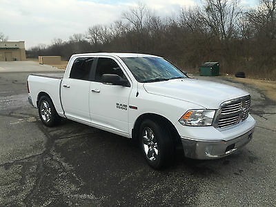 2015 Ram 1500 Lone Star Crew Cab Pickup 4-Door Nice 2015 Eco-Diesel Crew Cab Ram w/ EXTRAS. Leather, GDE TUNE, 2/4 drop & more