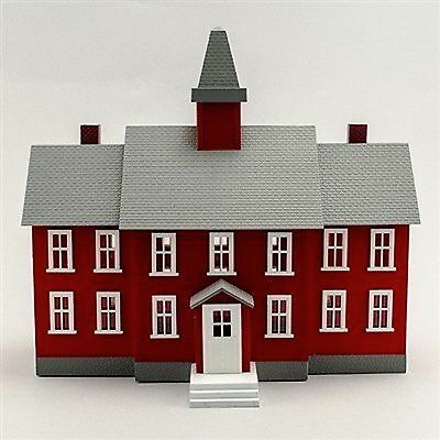 Brand New MODEL POWER O LITTLE RED SCHOOL HOUSE # 6376