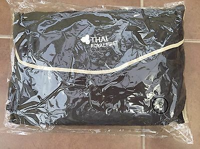 Pyjamas Thai Airways First Class Airline Brown + Bag Size Small T1