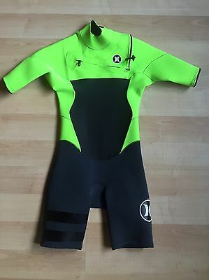 Hurley Fusion 202 Wetsuit Boys 12