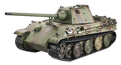 Taigen Panther F Metal Edition Airsoft 2.4GHz RTR RC Tank 1/16th Scale
