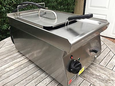Baron Deep Fat Fryer Commercial Stainless Steel