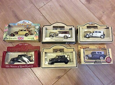 Days Gone Car Bundle Boxed Toy Car Collection