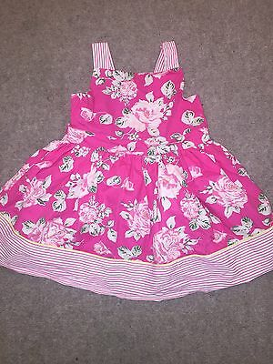 Girls Floral Dress 18-24 Months