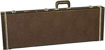 Gator GW-ELECTRIC Deluxe Hardshell Wooden Electric Guitar Case