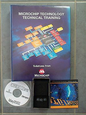 PIC Microchip Programmer Training Manual Data Sheet CDs & ispGAL22V10C Devices