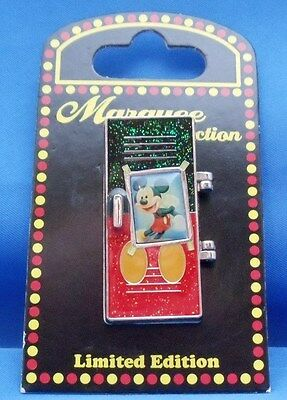 WDW - Marquee - Lockers - Mickey Mouse Pin (605)