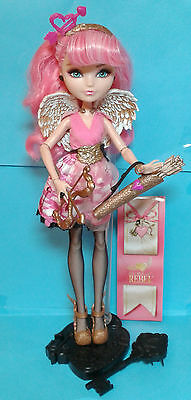 "Ever After High ""C.A. Cupid"" basic, Top Zustand!"