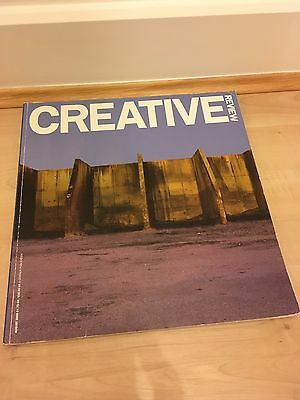 Creative Review Graphic Design Arts & Culture Magazine August 2000
