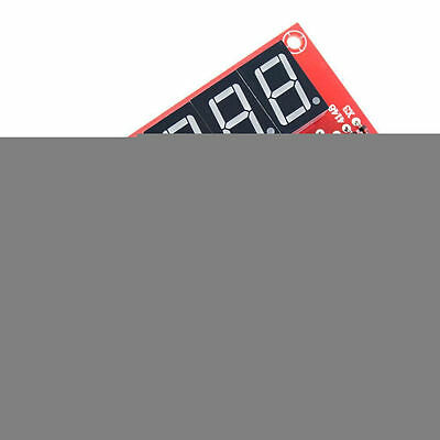 DIY Digital LED 1Hz-50MHz Crystal Oscillator Frequency Counter Meter Tester ITBU