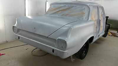 Holden Ej Project