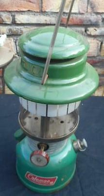 Coleman  335 Single Mantle Lantern Dated  /70    Frosted Globe Made In Canada
