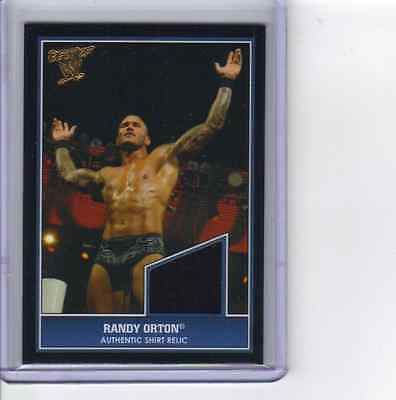 2013 Topps Best Of WWE Randy Orton Authentic Shirt Relic