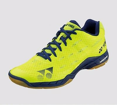 New Yonex Aerus Shb-Amx Badminton Squash Volleyball Lightest Indoor Shoe Yellow