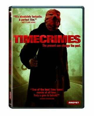 Timecrimes [New DVD] Ac-3/Dolby Digital, Dolby, Dubbed, Subtitled, Widescreen