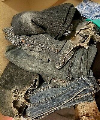 Jeans Lot Mens and Womens