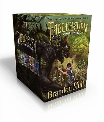 Fablehaven Complete Set (Boxed Set): Fablehaven; Rise of the Evening Star; Grip