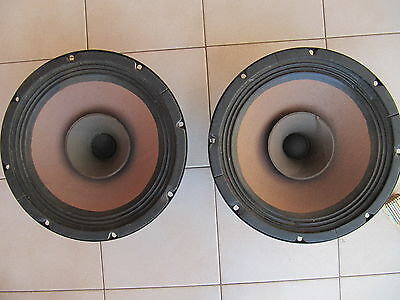 2 speakers Electronic Melody Ciare   4 ohm  Full Range  tipo Klangfilm