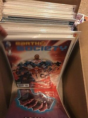Comic book lot Marvel and DC Batman Superman And More