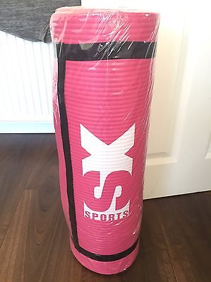 Pink Exercise Mat - Brand New