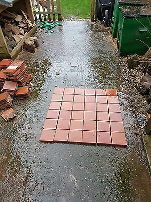Good Condition Quarry Tiles
