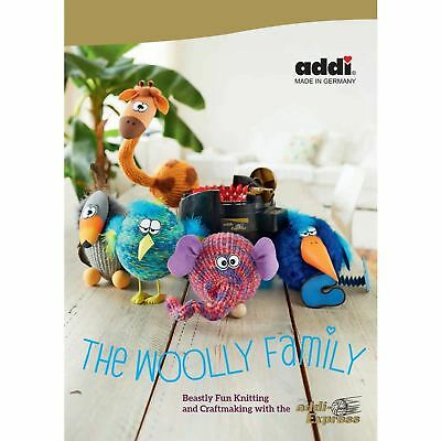 The Woolly Family Pattern Book - addi express Pattern Book