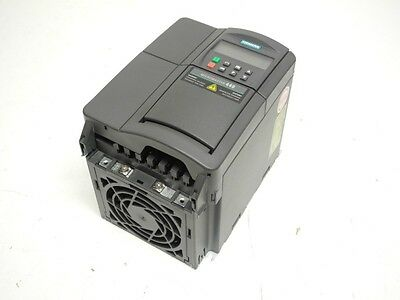 Siemens Micromaster 440 6SE6440-2UD24-0BA1 4,00kW 400V 10.2A Top Zustand TESTED
