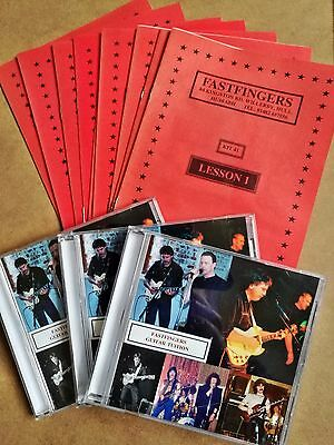 Guitar Tuition Course CDs + Booklets