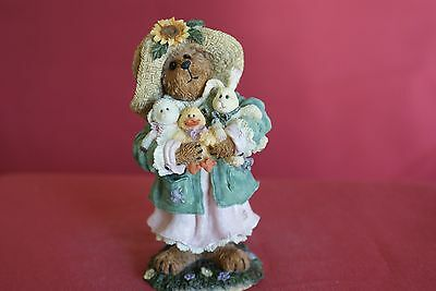 Part 9 (5 pieces) of an Exquisite Collection of Genuine Boyds Bears Figurines