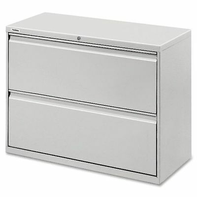 Lorell 2 Drawer Lateral File Cabinet  - LLR60448