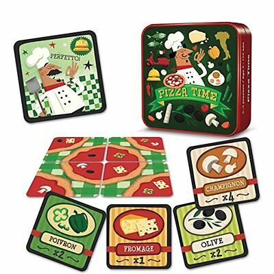 Asmodee - CGPIZZ01 - Jeux d'ambiance - Pizza Time