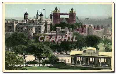 CPA The Tower And Tower Bridge London