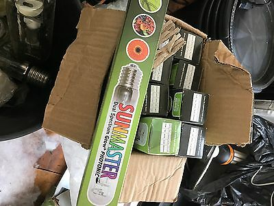 Sunmaster 600W Watt Hps Dual Spectrum Grow Light Bulb Lamp Hydroponics /the best