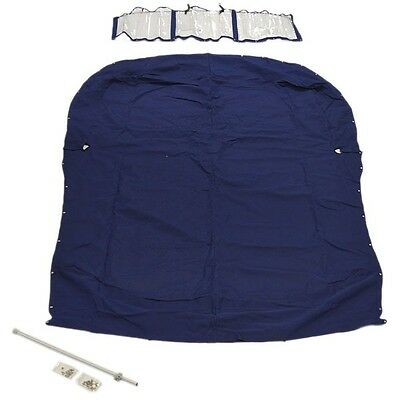 Chaparal Boat Cockpit Cover 10.02800  | 196 SSi Blue 10.02853