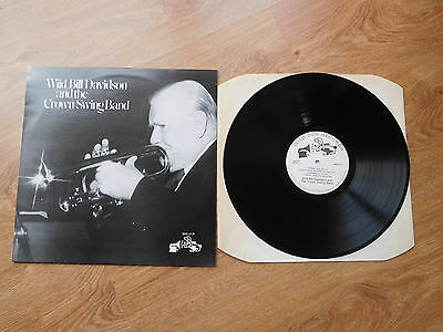 Wild Bill Davidson and the Crown Swing Band - Rare LP