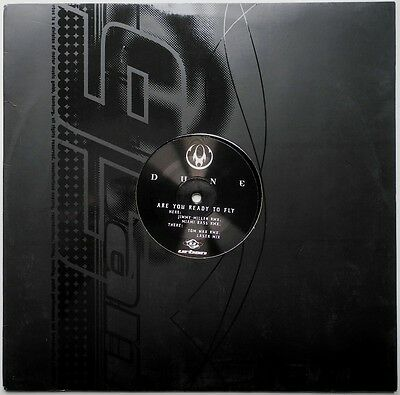 """12"""" De**dune - Are You Ready To Fly (Urban '95)**25741"""
