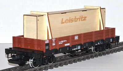 LGB by Marklin in 1 Gauge Model # 40024 Museum Car for 2016 also G scale