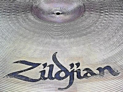 "VINTAGE Old 1990s 22"" ZILDJIAN DEEP RIDE Cymbal ~ *SUPERB Cnd 3460g ***WORLDSHIP"