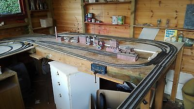 Peco Track N Gauge Right Hand Turnout / Points With Electric Motor And Switch