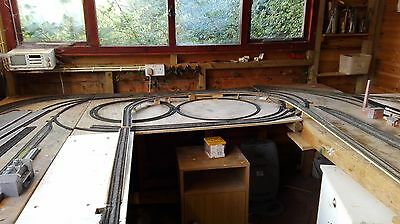 N Gauge Peco Railtrack  Right Hand Turnout / Points With Electric Motor & Switch