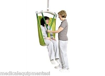 NEW Liko Solo HighBack Disposable Sling Size Large to 440lbs