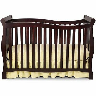 Brookside 4-in-1 Fixed-Side Crib Delta Children's Products Furniture Nursery