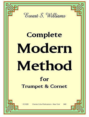 Wms: Ernest S. Williams Complete Method for Trumpet- Charles Colin Publications