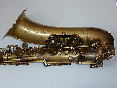 Vintage Buffet Super Dynaction tenor saxophone SDA fantastic player 19446 SN