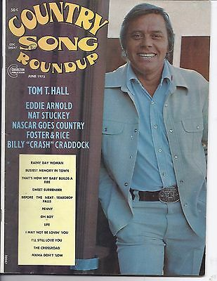 Country song Roundup #191 June 1975